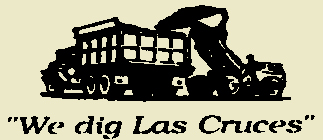 """We dig Las Cruces"""